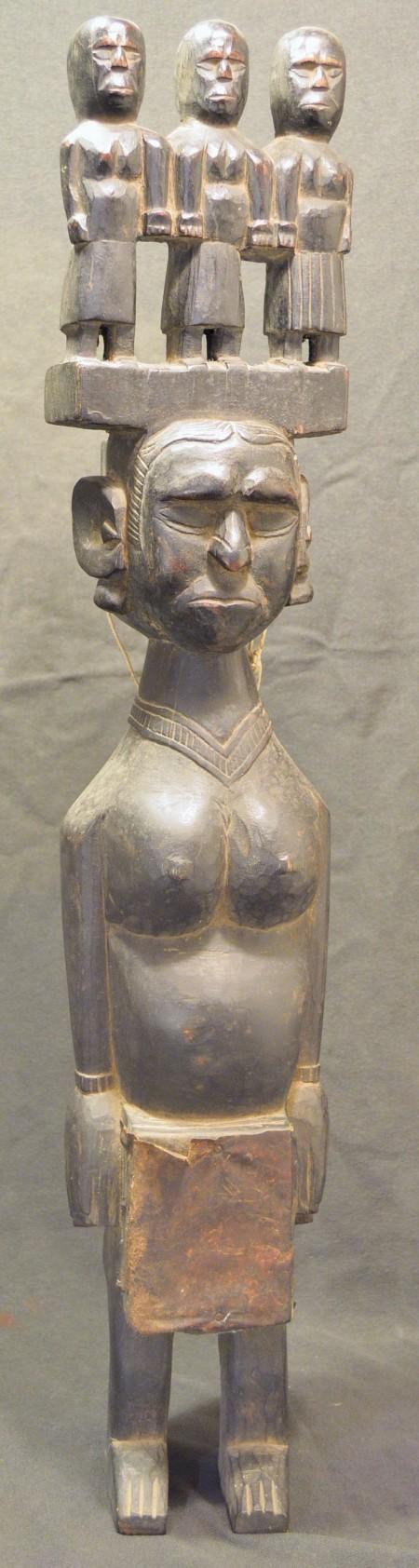statua tribale